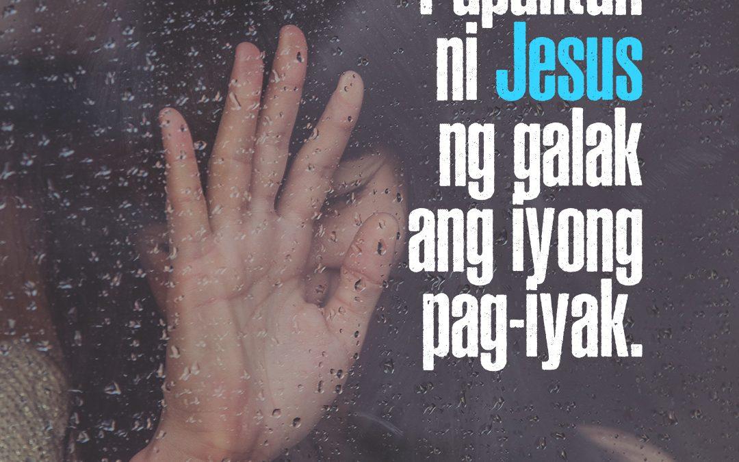Kasama Mo si Jesus