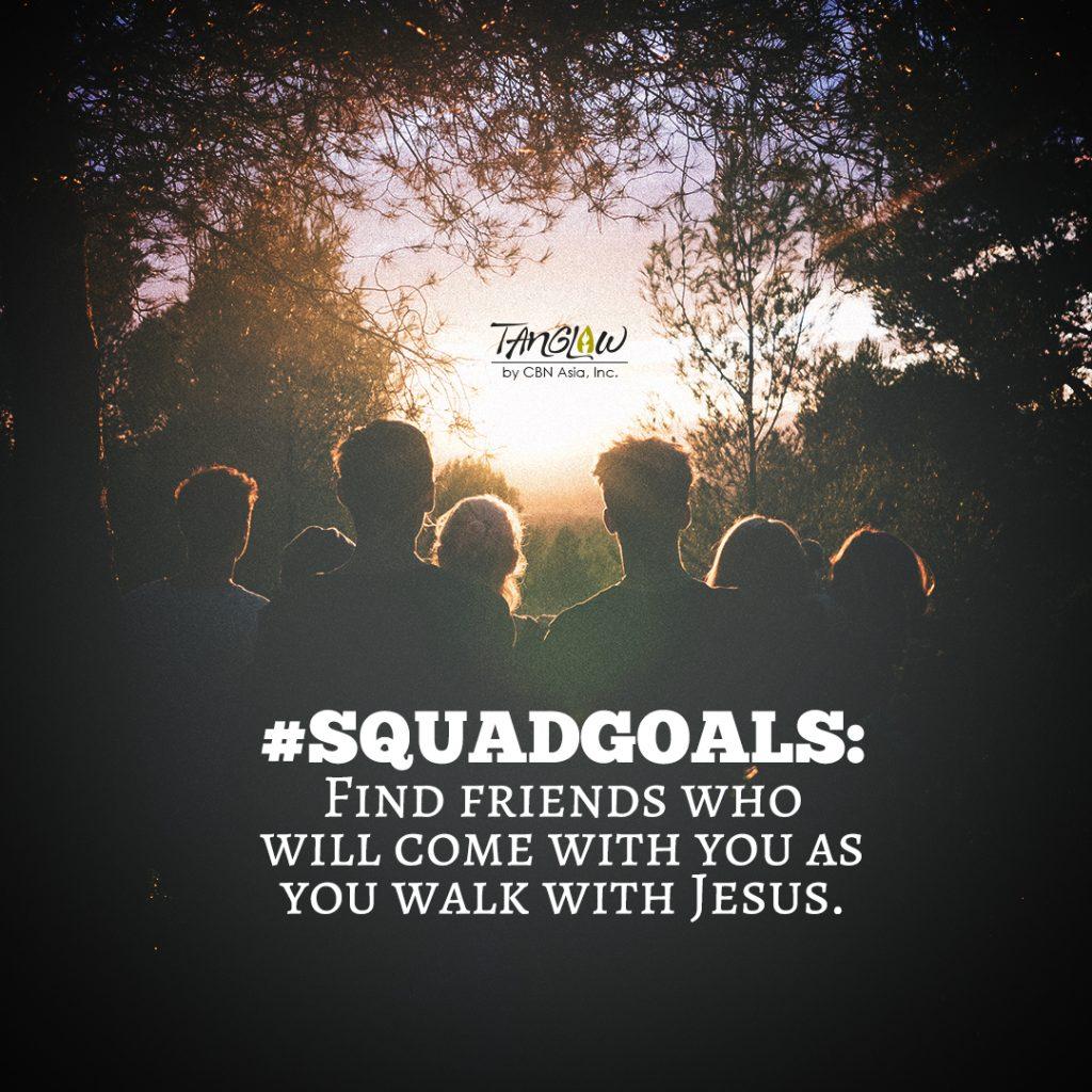 August 24 - #SquadGoals