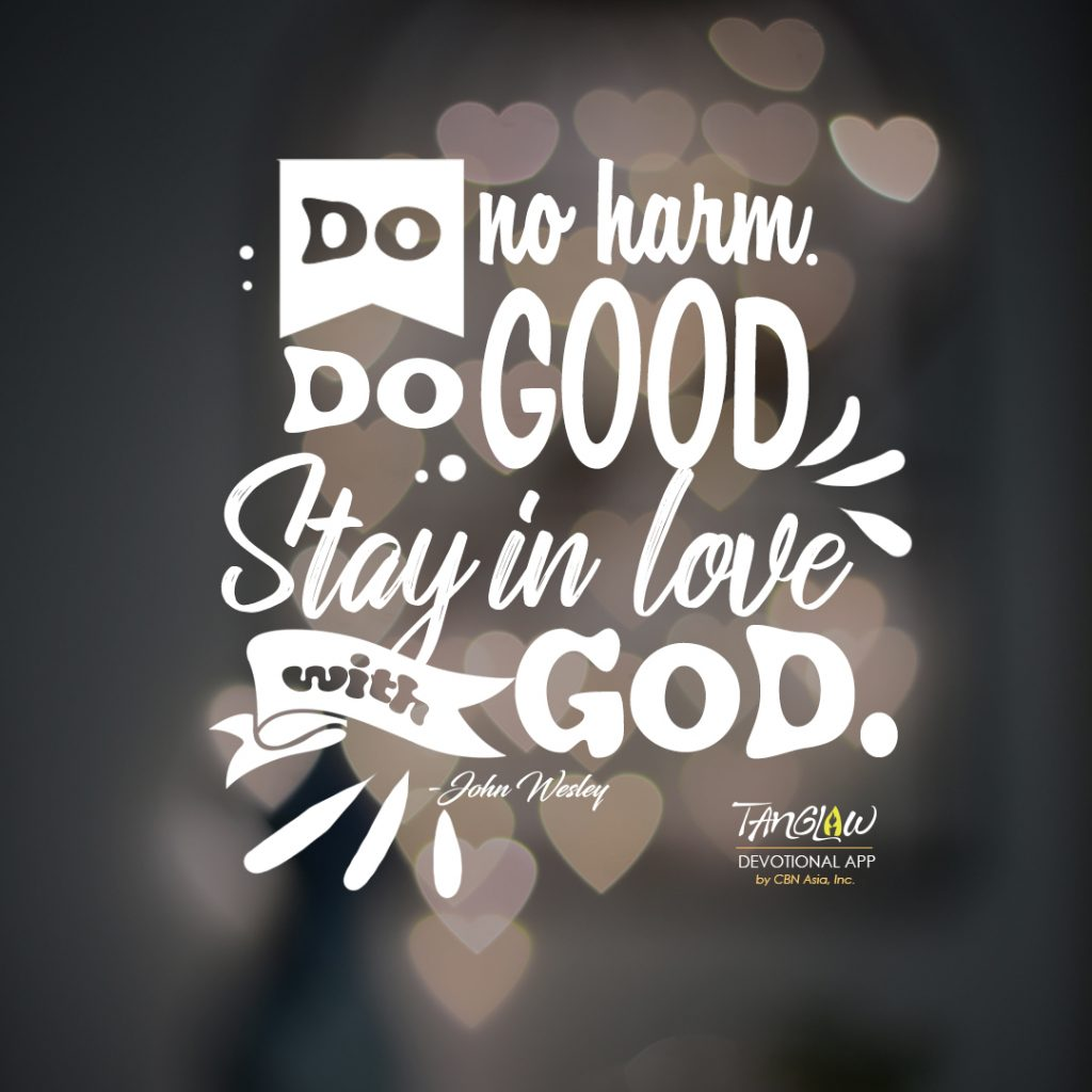 Love and Do Good