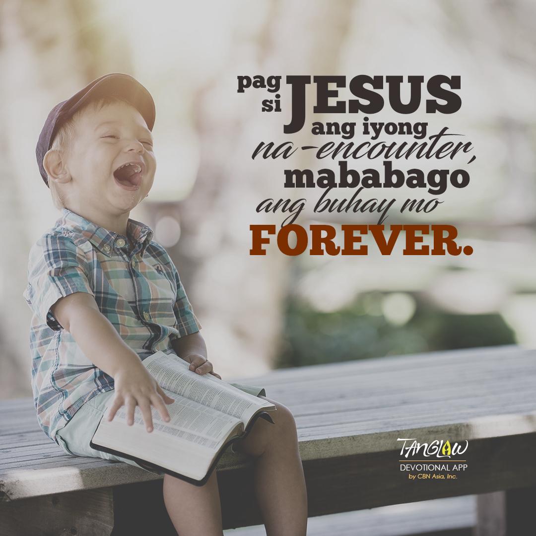 September 23 - When You Encounter Jesus